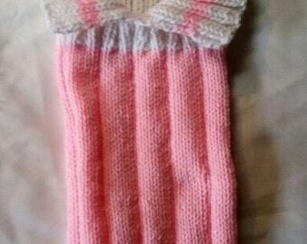 Hand Knit Newborn Baby Cacoon