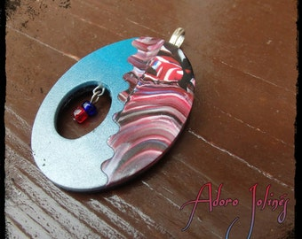 """Vulnerable - """"Transition"""" Pendant Collection ( Ready for shipping)"""