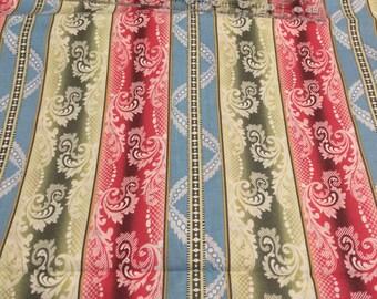 Anna Griffin Carolina Collection Fabric,  Stripe,