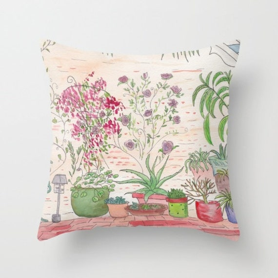 Modern Southwest Pillow : Items similar to Southwestern Style Throw Pillow,
