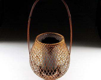 Suruga Ikebana Basket