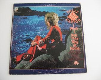 Dolly Parton - I Wish I Felt This Way At Home - 1975