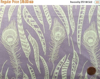 FLASH SALE: Half Yard - Field Study by Anna Maria Horner for Free Spirit Fabrics - Fine Feathered in Whisper