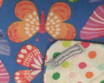 Polka Dot Butterfly Toddler