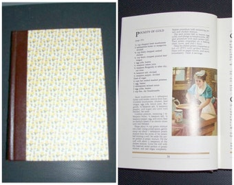 """Mrs Seely's Cook Book """"Manual of French American Cookery""""  Servants- Facsimile  1984 History, Recipes, American History, Art, Vintage Book"""
