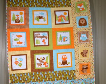 Quilt, Baby Quilt, Baby Bedding, Baby Shower Gift, Nursery Quilt, Baby Blanket, Crib bedding,Handmade Quilt, Nursery Bedding, Modern Quilt