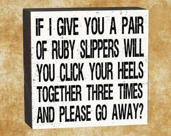 Ruby Slippers - 10262