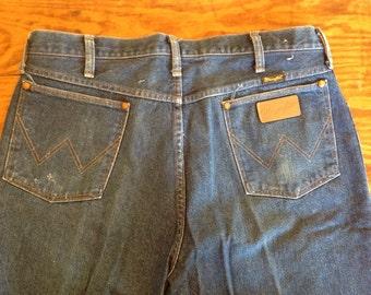 Vintage Wrangler Jeans 34x33