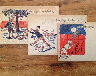 1908 Postcards