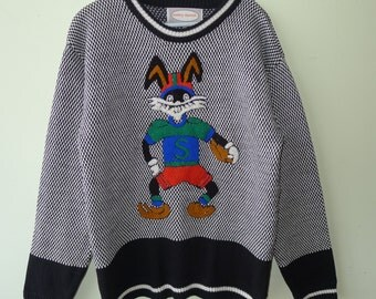 Sunny March funky jumper size M