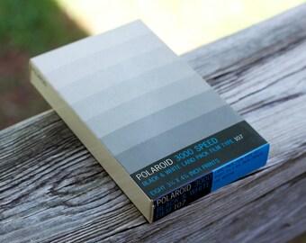 UNOPENED Polaroid Film // Type 107 Pack Film // Black and White Print // Expired 9/1985