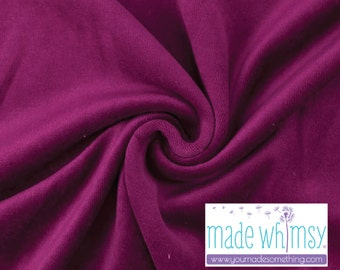 Raspberry Velour by Made Whimsy