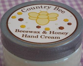 Beeswax & Honey Hand Cream