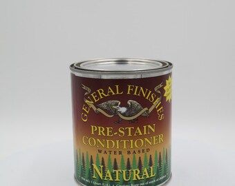 General Finishes Pre-Stain Conditioner Natural
