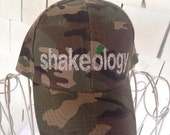 Custom Shakeology GLITTERED lettering ball cap!!