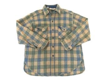 Vintage L.L. Bean Thick Flannel Shirt
