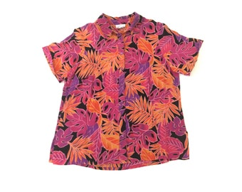 Vintage Tripical Party Shirt