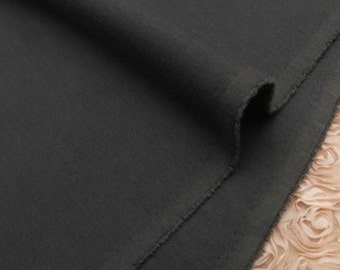 Neoprene Fabric Charcoal By The Yard