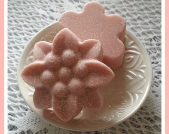 Cherry Blossom Sea Salt Spa Soap (Kawaii Olive™)