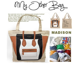 My other bag canvas bag