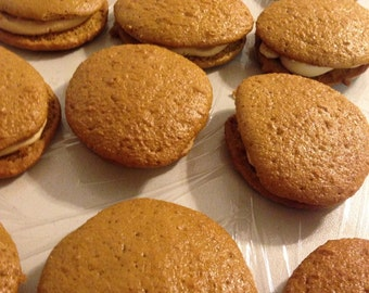 Maple Whoopie Pies (12)