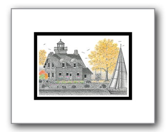 Dreams Have Wings - Matted Limited Edition Print