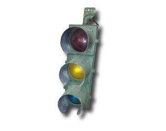 Marblelite Traffic Signal - Stoplight