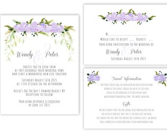 il_340x270.919807175_5ehl wedding invitation templates printable by diyweddingsprintable,Lavender Wedding Invitation Templates