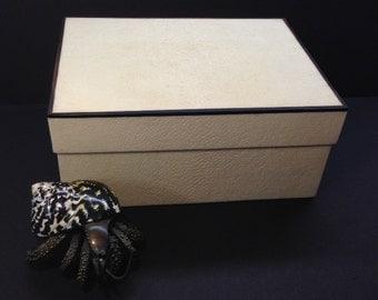 Stingray Shagreen Trinket/ Jewelry Box