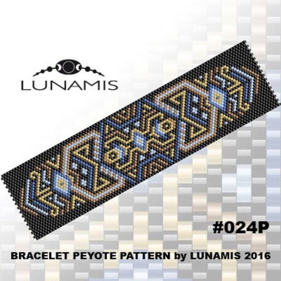 peyote bracelet pattern odd count peyote pattern stitch