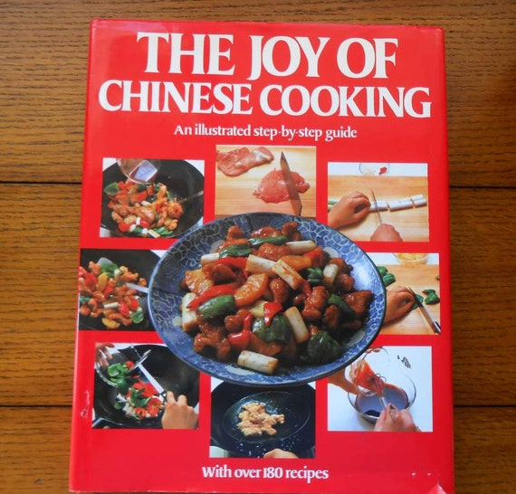 The Joy Of Chinese Cooking Cookbook