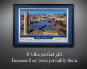 Kansas City Royals World Series Victory Rally Print (Frame and matte not included)