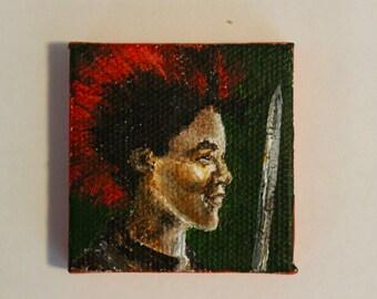 Rufio - Hook Mini Painting