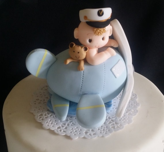 airplane themed wedding cake topper airplane cake topper plane cake topper airplane cake topper 10640