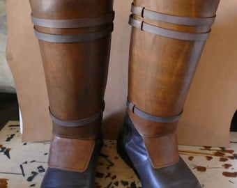 Knight Boot Spats