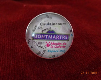 Ring Montmartre and other quartiers
