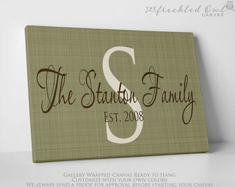 Wedding Gifts For Parents And Grandparents : personalized family anniversary gift wedding gift grandparents gift ...