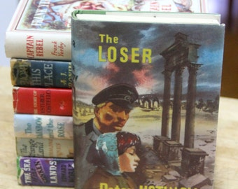 "Peter Ustinov, "" The Loser""  The Book Club, London 1962"