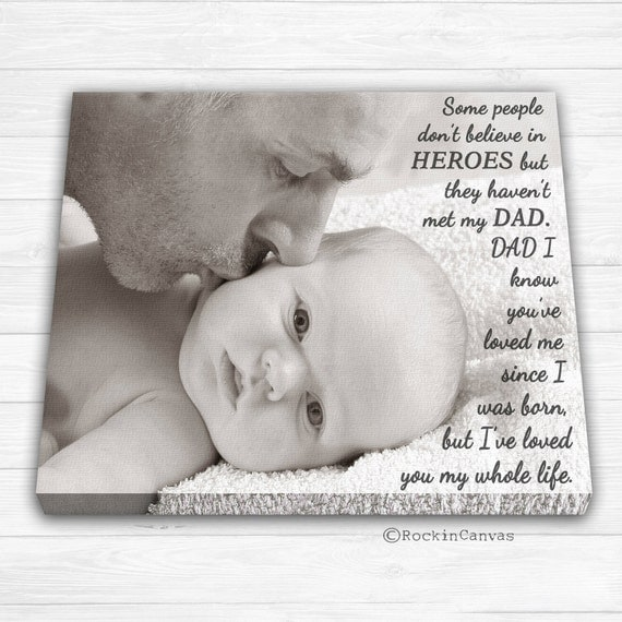 Father's Day Gift Daddy and me Daddy gift from son