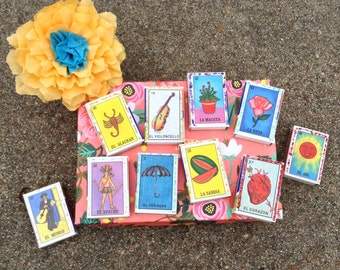 50 Loteria Matchboxes