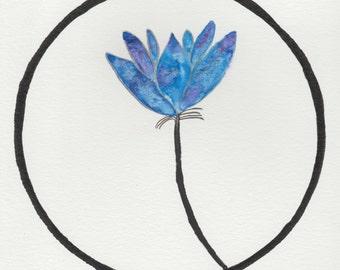 Journal - ' Blue Lotus'
