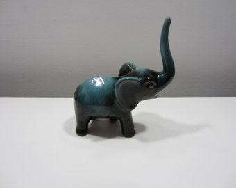 Blue Mountain Pottery Elephant