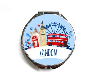 Compact Mirror London