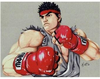Ryu Prints