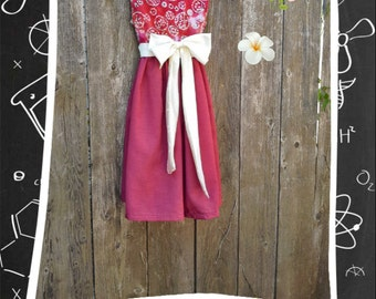 Girl's dress. size 6 to 7