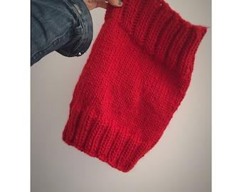 Bulky Wool Cowl