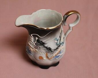 Japanese Dragonware Vintage Creamer Home decor
