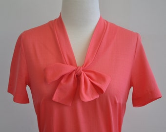 Mint Condition 70's Pleated Dress