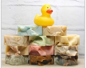 Handmade Soap Sampler, Sampler Set, Bulk Soap, Soap Bundle, Soap Gift Set, MIX & MATCH, Full Size Bars, Charleston SC, South Carolina