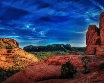 Arizona Landscape Oil Painting